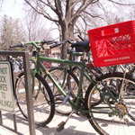 A Carleton Green Bike