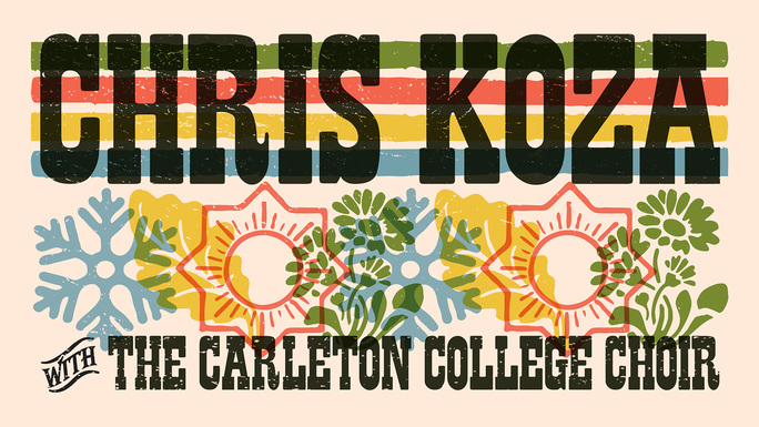 Chris Koza + Carleton Choir