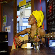 Renowned Malian singer-songwriter, Fatoumata Diawara.