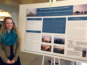 Anna Guasco's research at the Channel Islands