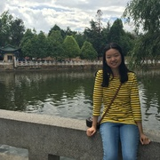 Cindy Chen '18 in Kunming, China