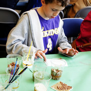 Photo Feature: Perlman Teaching Museum Family Day