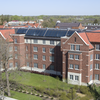 Cassat Hall, a LEED-certified dormitory.