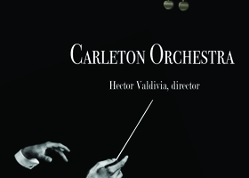 Carleton Orchestra Poster