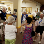 Gould Library Tour with Librarian Sam Demas
