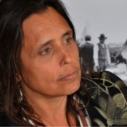 Native American environmentalist and activist, Winona LaDuke