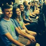 Fellows at New Student Week 2014!