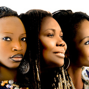 Acoustic Africa: Afropean Woman