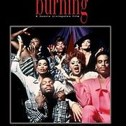 Promotional poster for Paris Is Burning, a film by Jennie Livingston.