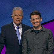 Sam Kavanaugh '13 is on a Jeopardy! winning streak