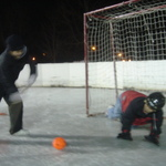 Broomball Picture #7