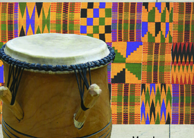 West African DrumW17 coreection