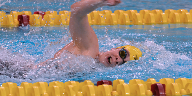Women 39 S Swimming And Diving At College Of Saint Benedict