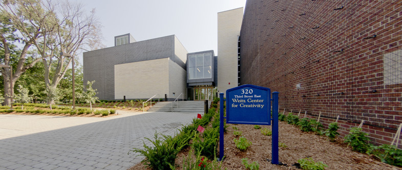 The Weitz Center for Creativity.