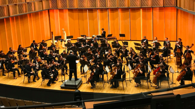 Image For Carleton Orchestra Fall Concert