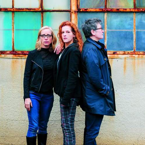 Laura Viers '97, Neko Case, and k.d. lang
