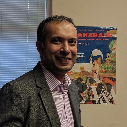 Photo of Arnab Chakladar