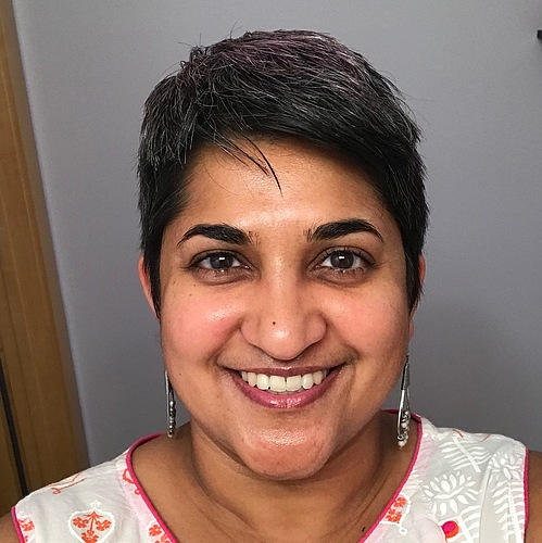 Photo of Anita Chikkatur