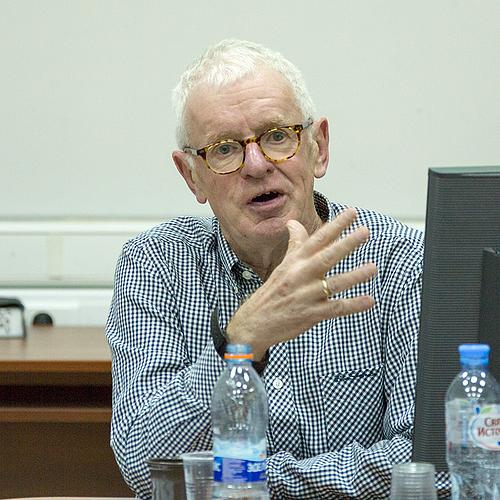 Photo of Cormac Ó Gráda