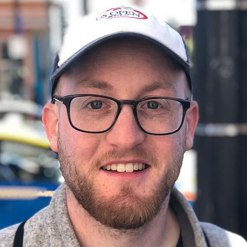 Photo of Tom Madsen